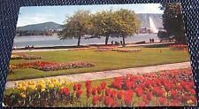 Switzerland Geneve Le Parc de la Perle du Lac - posted 1969