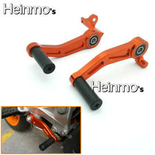 Brake Clutch Gear Pedal Lever For KTM DUKE 390 2013-2017 DUKE 125/200 039 Orange