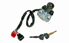Yamaha FZS600 Fazer ignition switch 6 wires (1998-2001) not for later models