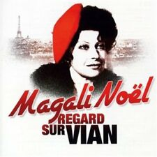 NOEL, Magali-regard sur vian CD neuf emballage d'origine