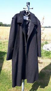 Mens Hubertus Loden S.A.L.K.O Vintage Coat