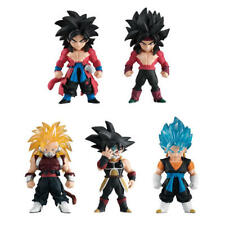 ES Bandai Dragon Ball GT Super Heroes Adverge Universe Mission Figure Set of 5