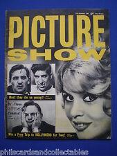 Picture Show magazine - Sept. 17th 1960