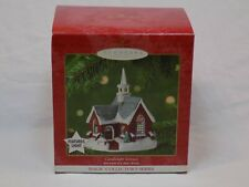 Hallmark Candlelight Services Church Magic Collector's Series Keepsake Ornament
