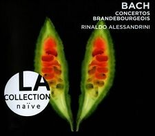 Bach: Brandenburg Concertos Nos. 1, 3, 4, 5, New Music
