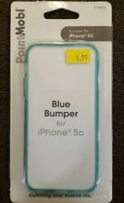 PointMobl Blue Bumper For iPhone 5C (1709476)