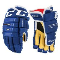 CCM 4 Roll Pro Senior Ice Hockey Gloves, Inline Hockey Gloves