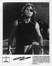 Escape From New York Kurt Russell original 8x10 Photo 1981 John Carpenter