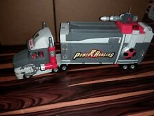 Power Rangers Ninja Storm Mobile Command Truck