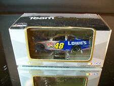 Jimmie Johnson #48 Lowe's 2003 Chevrolet Monte Carlo Team Caliber 1:64