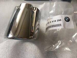 Original BMW Chrom Endrohrblende BMW X3 20d 20i 82120418298
