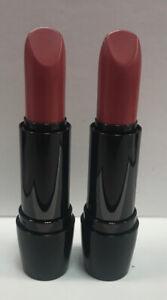 2 X Lancôme Color Design Lipstick #340 ALL DONE UP (Cream) Full Size