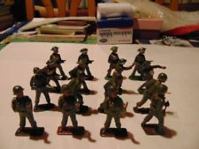 British Military Personnel Vintage Toy Soldiers 11-20