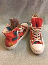 cad46df9fc7933 Converse x Damien Hirst All Star Us 6 Uk 6 Eu 39 Butterfly Limited Edition  Red