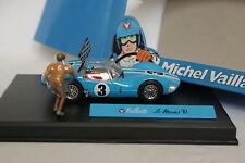 Ixo Presse 1/43 - Vaillante Le Mans 1961 Michel Vaillant