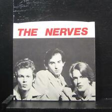 "The Nerves 7"" 1976 Mint- N4501 Vinyl 45 Black Back Tulip Logo Peter Case Signed"