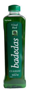 badedas Vital Bad Classic Schaumbad +Rosskastanienextrakt 500 ml Körperpflege