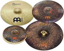 "Meinl Mike Johnston Byzance Cymbal Set 14"", 20"", 21"" & FREE 18"" Crash  MJ401+18"