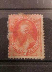 US 1870 rare 7c Stanton MINT, space filler!!