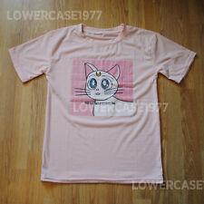 Pink sail moon cat - size 10-12 UK harajuku japan cute kawaii sailor anime manga