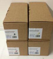 Alternativ Toner Sparset kompatibel zu Kyocera TK-5140 Schwarz/Cyan/Magenta/Gelb
