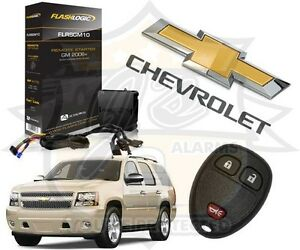 2007-2014 Chevy Tahoe Plug & Play Remote Start System DIY EASY Chevrolet GM10