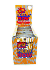 Ultra Energy Now Herbal Energy Booster 24 Packets Herbal Supplement