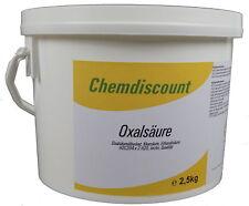 2 Kg Oxalic Acid Min 99 6