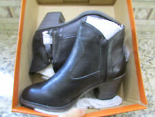 NEW ROCKET DOG SIDNEY BLACK ANKLE BOOTS BOOTIES WOMENS 6