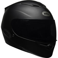 Bell RS-2 RS2 Solid Matt Black With PinLock Included **FREE UK DELIVERY**