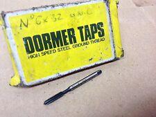Nuevo Dormer Hss No. 6 X 32 TPI Unc Espiral punto máquina Tap et637