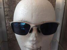 Vintage Oakley Mens  Metal half Wire Sunglasses Shades