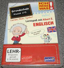 Albert E. ENGLISCH  Grundschule 1+2 Klasse NEU OVP