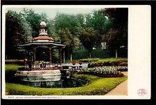 1904 Pagoda Congress Spring Park Saratoga New York postcard