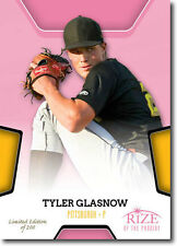 2013 Rize Draft Baseball Pink Rize of the Prodigy 9 Tyler Glasnow /200