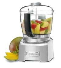 Cuisinart ELITE 4-Cup Mini Chopper Brushed Stainless Die Cast RRP $139.00
