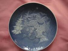 "Original Copenhagen Porcelain""Christmas peace""1981,made in Denmark=Weihnachten.."