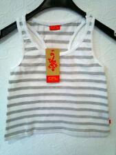 Mädchen-T-Shirts & -Tops mit Trägertop Größe 128-Stil aus 100% Baumwolle