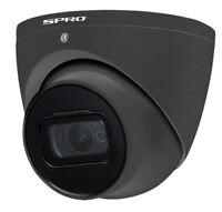 SPRO 4K (8MP) 2.8mm Starlight HDCVI CCTV Eyeball Camera 50m IR Microphone