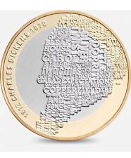 Charles Dickens £2 Coin