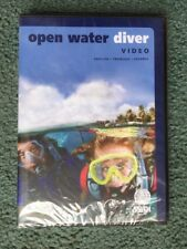 New PADI Open Water DVD, Diver Edition 70831MUL
