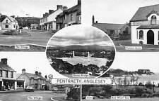 Pentraeth Anglesey, Menai Bridge The village Red Wharf Bay Panton Arms