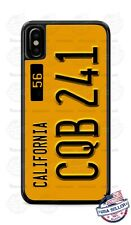 Christine Stephen King Possessed Horror Car Plate Phone Case For iPhone Samsung