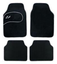 Voiture Universel Tapis De Sol Noir Avec Rose Bordure-Ford Fiesta Zetec tous les modèles