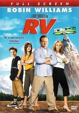 RV ~ Robin Williams Cheryl Hines Kristin Chenoweth ~ DVD FS ~ FREE Shipping USA