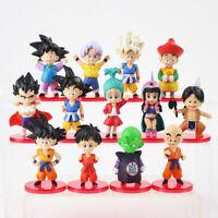 Dragon Ball Z Super Saiyan Son Goku Vetega Gotenks Broly Cell Majin Buu Freeza