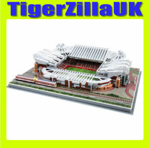 Manchester United Old Trafford Stadium 3D Puzzle Replica Model Jigsaw Gift Boxed