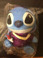 Disney Stitch Graduation Grad Plush Doll Congratulation Gift Toy 11'' Rare