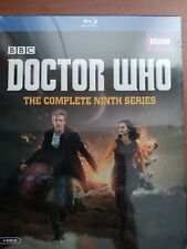DOCTOR WHO ,complete NINTH SERIES, BR