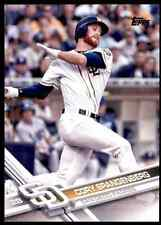 2017 Topps #264 Cory Spangenberg San Diego Padres